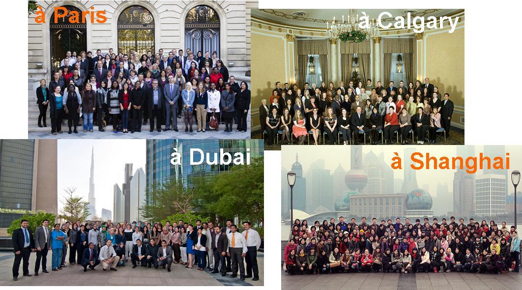 ASFE équipes expatriés