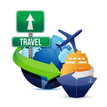 expatrié - départ avion et bateau