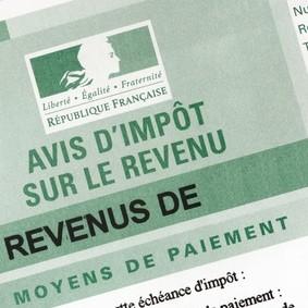 feuille d'impôts expatrié